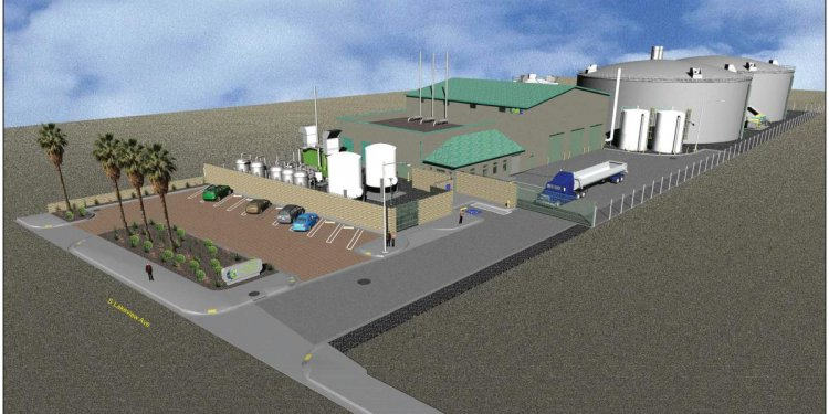 Anaheim site would turn food waste into biofuel – Orange County