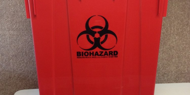 Biohazard Waste Disposal Services | Waste-Pro