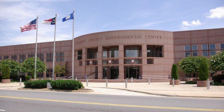 Cabarrus County Governmental Center
