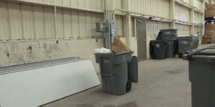 City of El Paso: Dirty trash containers could lead to them being