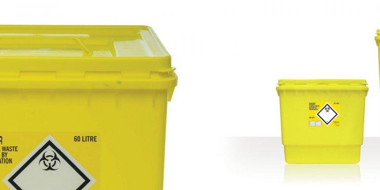 Clinical Waste - Needle Exchange