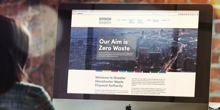 Cornerstone DM - GMWDA Rebrand and Bespoke Website : Cornerstone DM