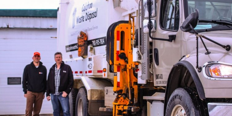 County waste disposal company celebrating 20 years | The