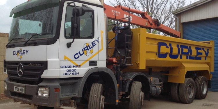Curley Skip Hire | Skip Hire London, Waste Disposal, Rubbish Clearance