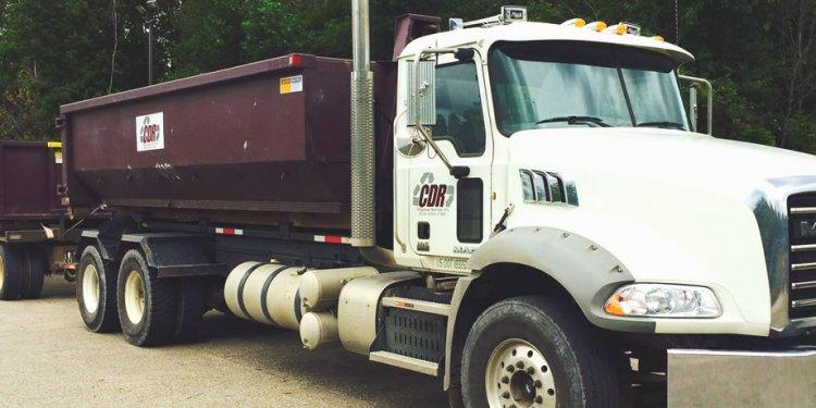 Dumpster Rental in Grand Rapids MI - CDR Disposal Services