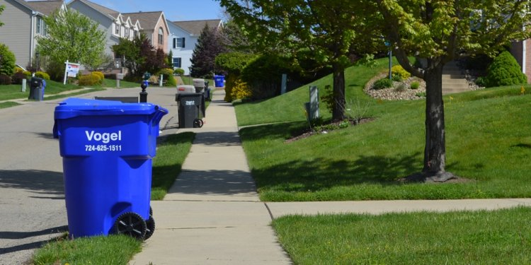 Garbage and Recycling Collection | Vogel Disposal Service