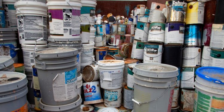 Got chemicals at home? Dispose of them properly - Douglas County