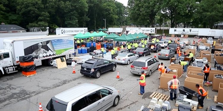 Managing NYC S Household Hazardous Waste | Veolia North America
