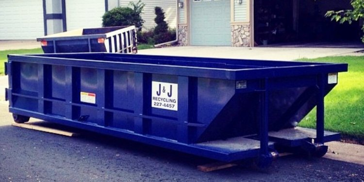 Mudek Trucking & J J Recycling | Dumpsters | St Paul, MN