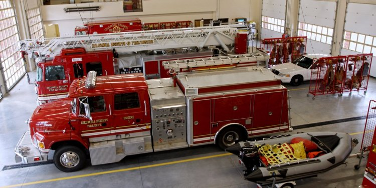 North news briefs: Open houses ahead at fire stations