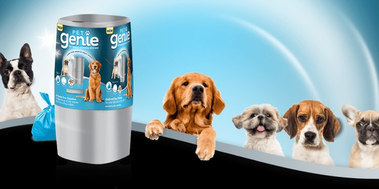 Pet Genie | Dog Poop Disposal System