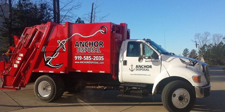 Raleigh Trash Collection | Anchor Disposal