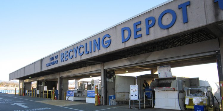 Recycling and disposal facilities | City of Vancouver