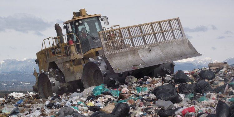 Vancouver Landfill and Recycling Depot | City of Vancouver