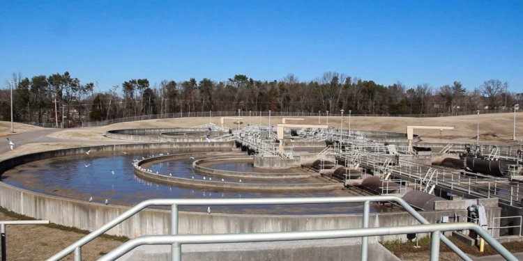 Wastewater Treatment Plant | First Utility District of Knox County