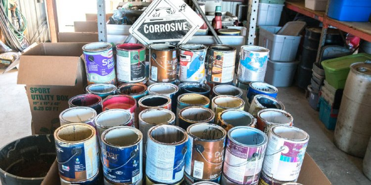 Williamson County Recycle Center provides area hazardous waste