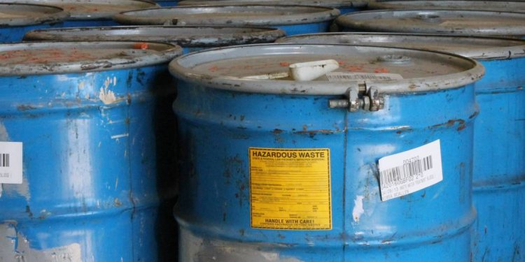 Arlington Hazardous Waste Disposal