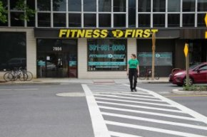 Bethesda's Fitness First Gym To Close
