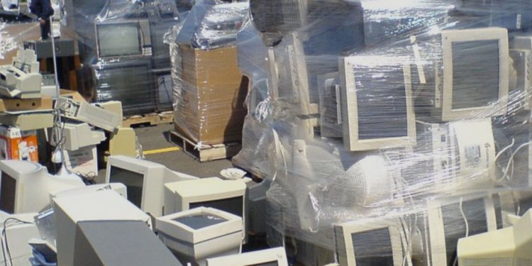 Electronic Waste Disposal Orange County