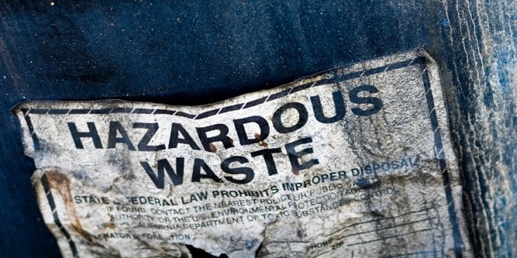 Hazardous Waste Disposal Charlotte NC