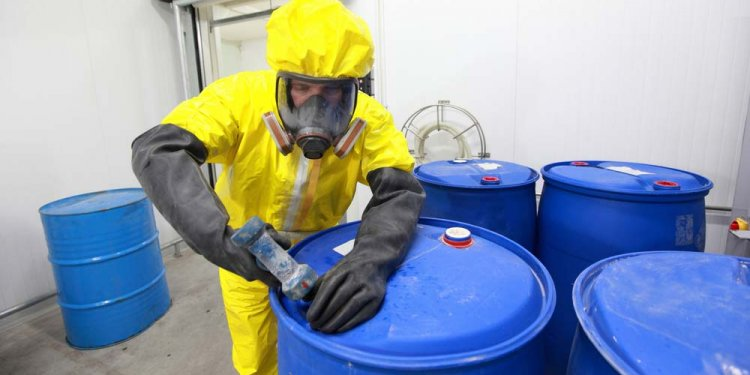 Hazardous Waste Disposal Company