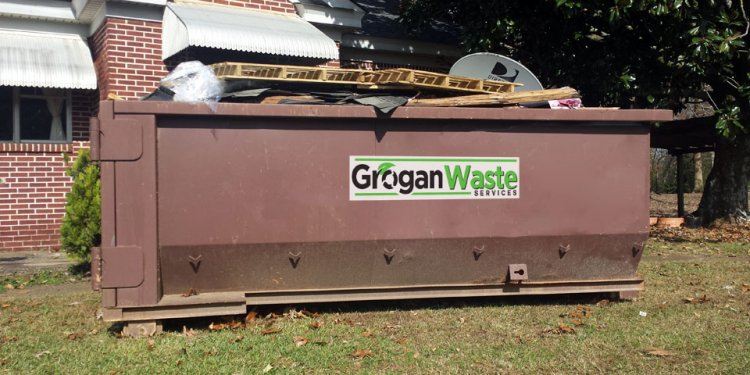 Waste Disposal Raleigh NC