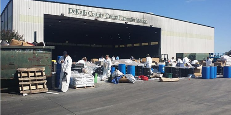 DeKalb County Hazardous Waste Disposal