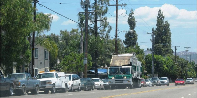 Escondido Waste Disposal