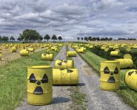 Radioactive Waste Disposal Method