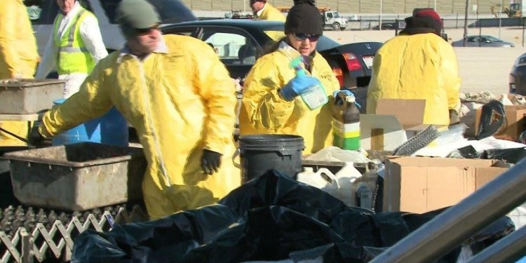 Hazardous Waste Disposal Milwaukee